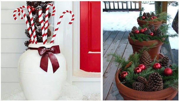 5 outdoor christmas decoration ideas fencemakers