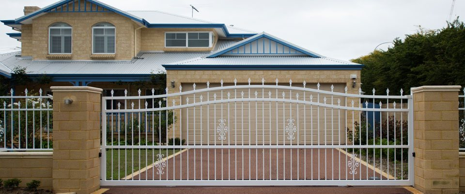 What gate style suits my home fencemakers