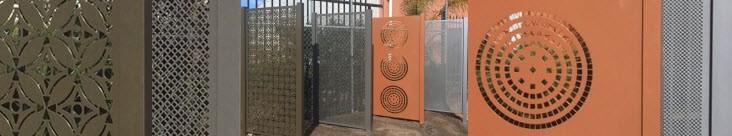 Decorative Screen Fencing Perth
