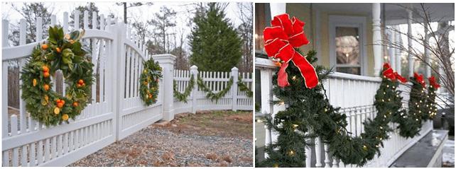 Christmas gates 2