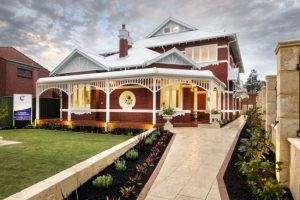 Fencing for traditional perth homes