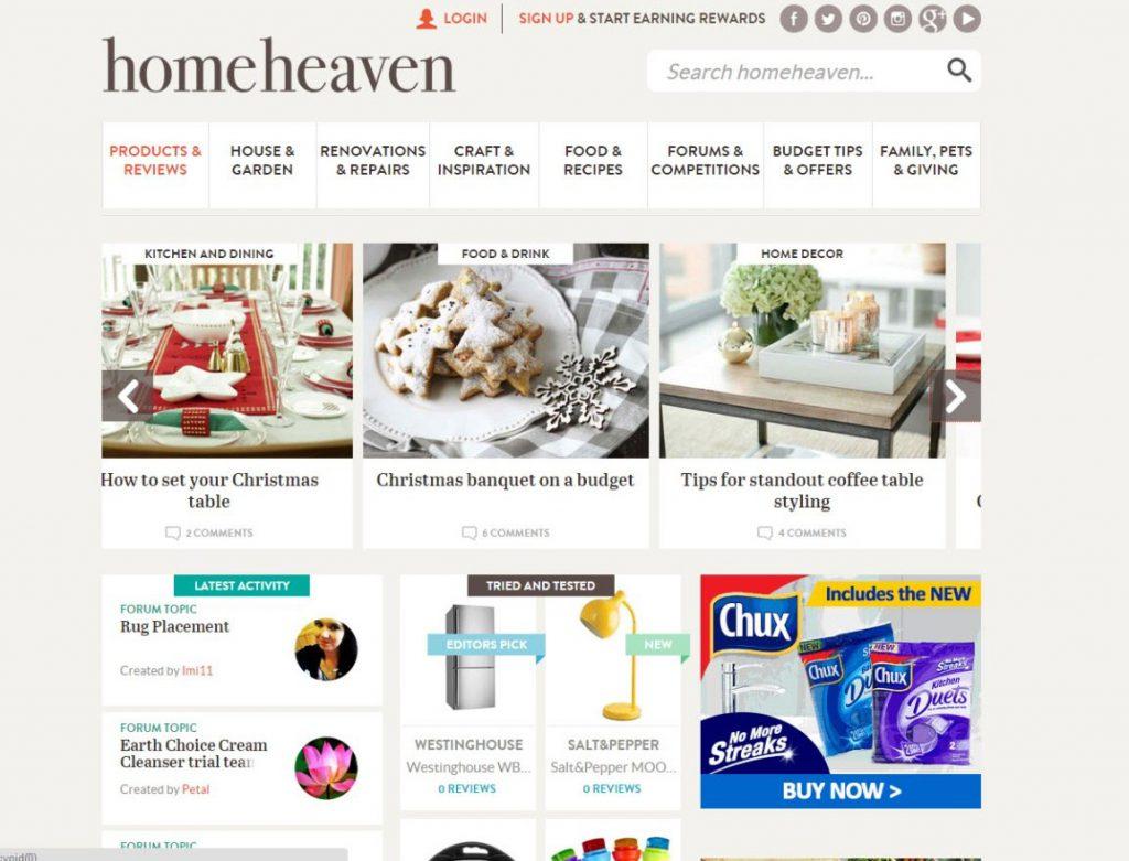 Home Heaven