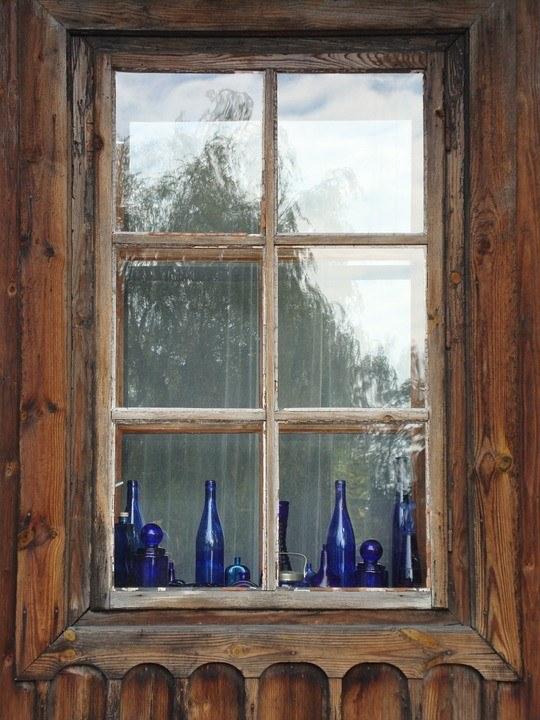Panelled windows