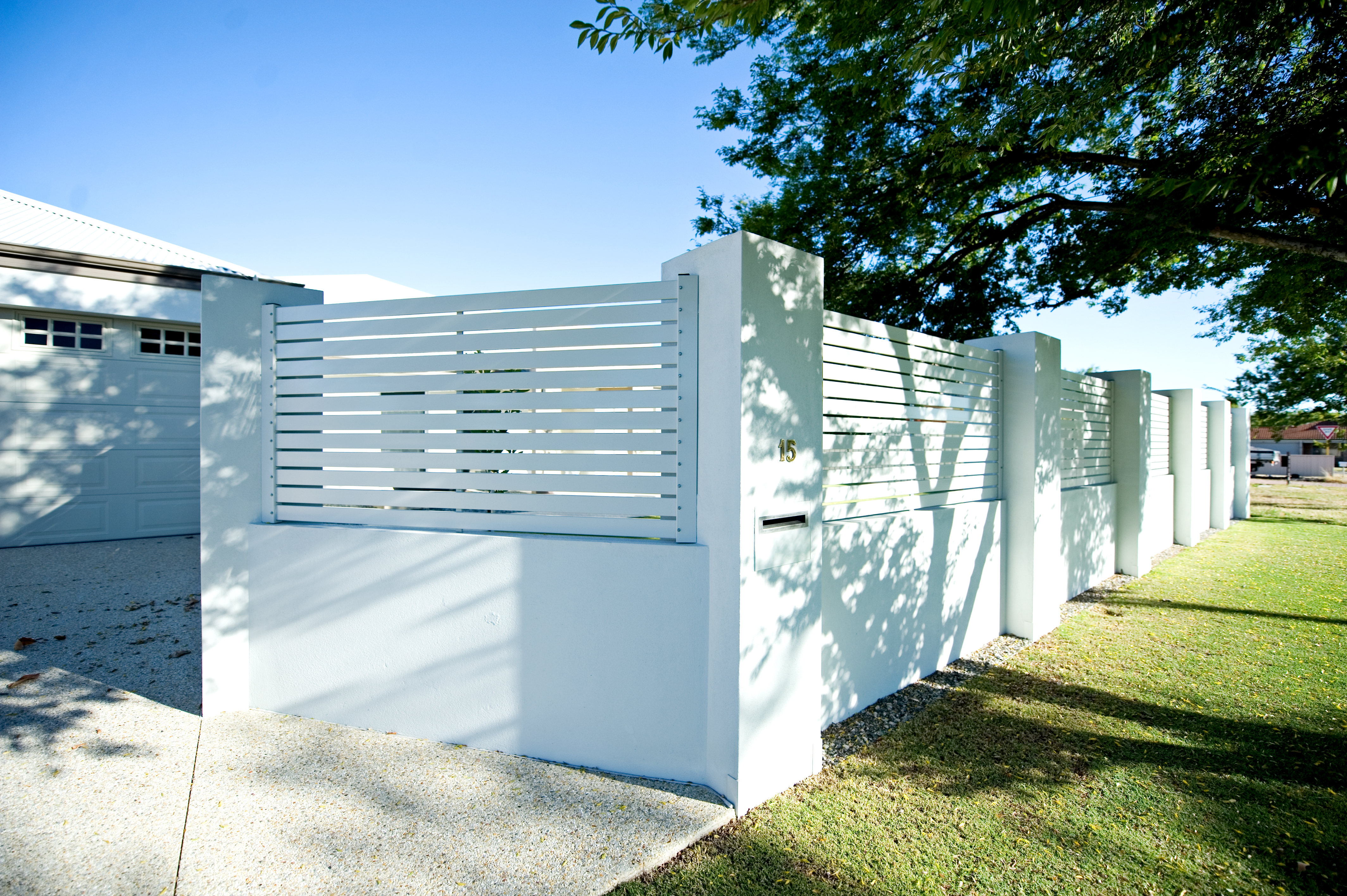 Slat Fencing Perth | Slat Fence Supplies | Fencemakers
