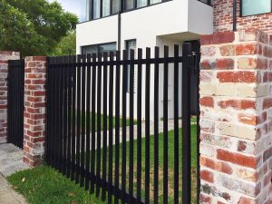 Aluminium Infill Fence for Perth Home