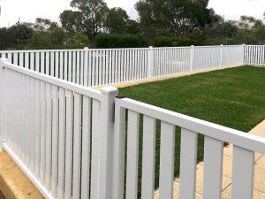 Slat Fence in Duncraig